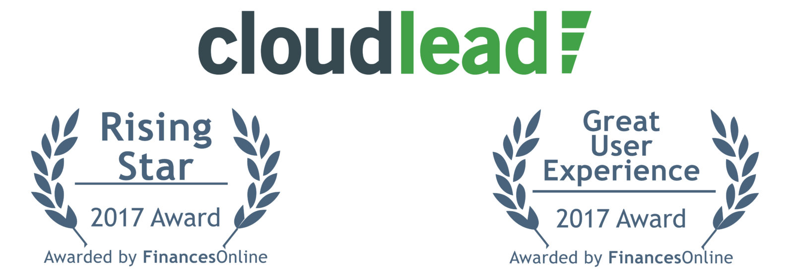 awards, cloudlead, b2b data