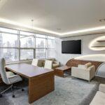 C-suite office